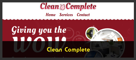 Clean Complete Cleaning Services
