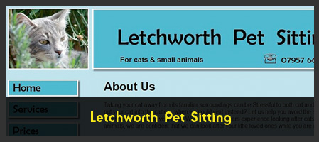 Letchworth Pet Sitting Services