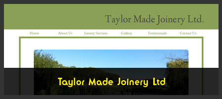 Taylor Made joinery Ltd